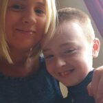 Carn mum on 'pathway to raise awareness' of dyspraxia